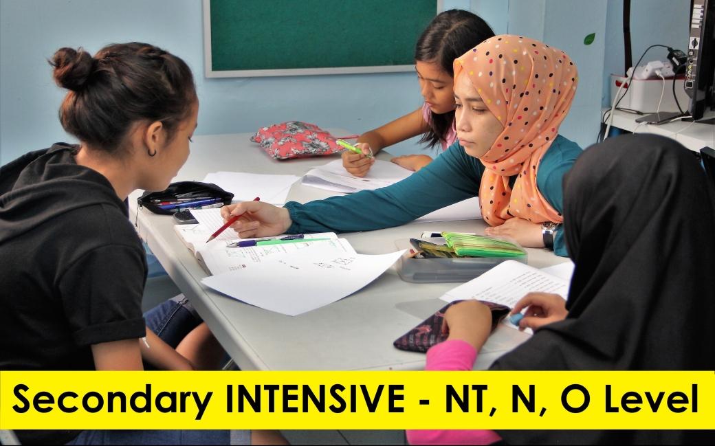 4- Sec Classes - N NT O Level